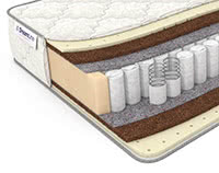 Купить матрас DreamLine Balance Medium TFK