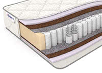 Купить матрас DreamLine Eco Foam Hard TFK